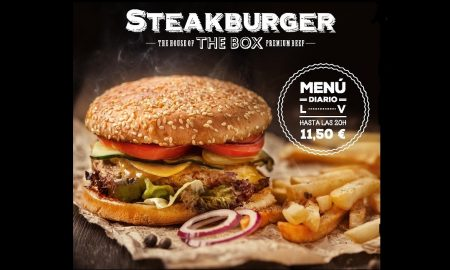 STEAK BURGER   American Restaurant Murcia