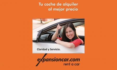 Expansioncar Rent a Car Alquiler de coches en Murcia