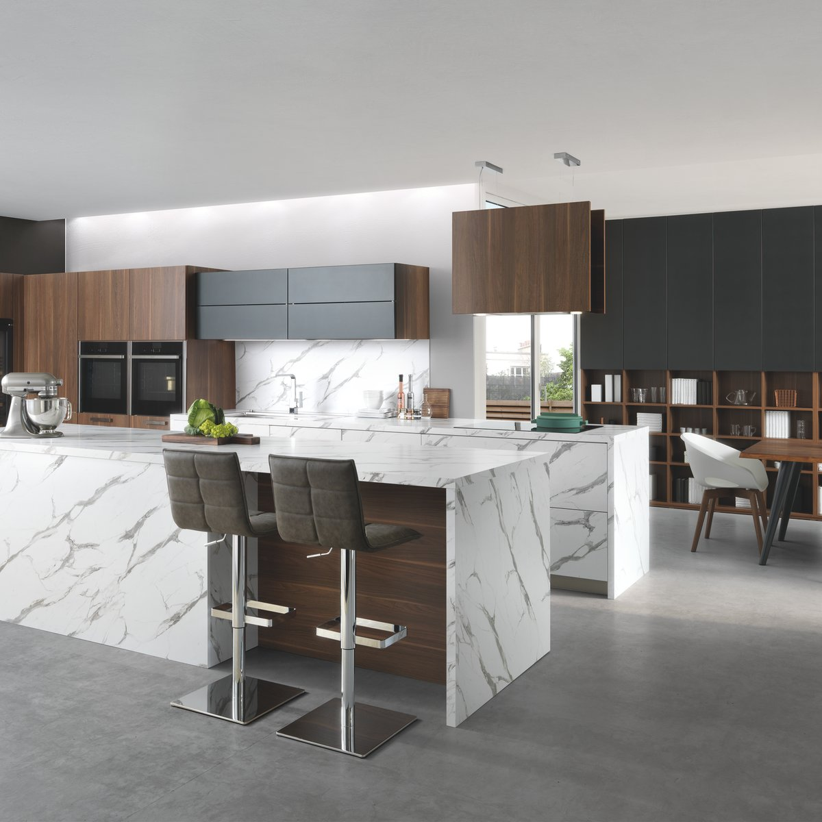 Schmidt cocinas y muebles para el hogar murcia nueva for Muebles de cocina murcia