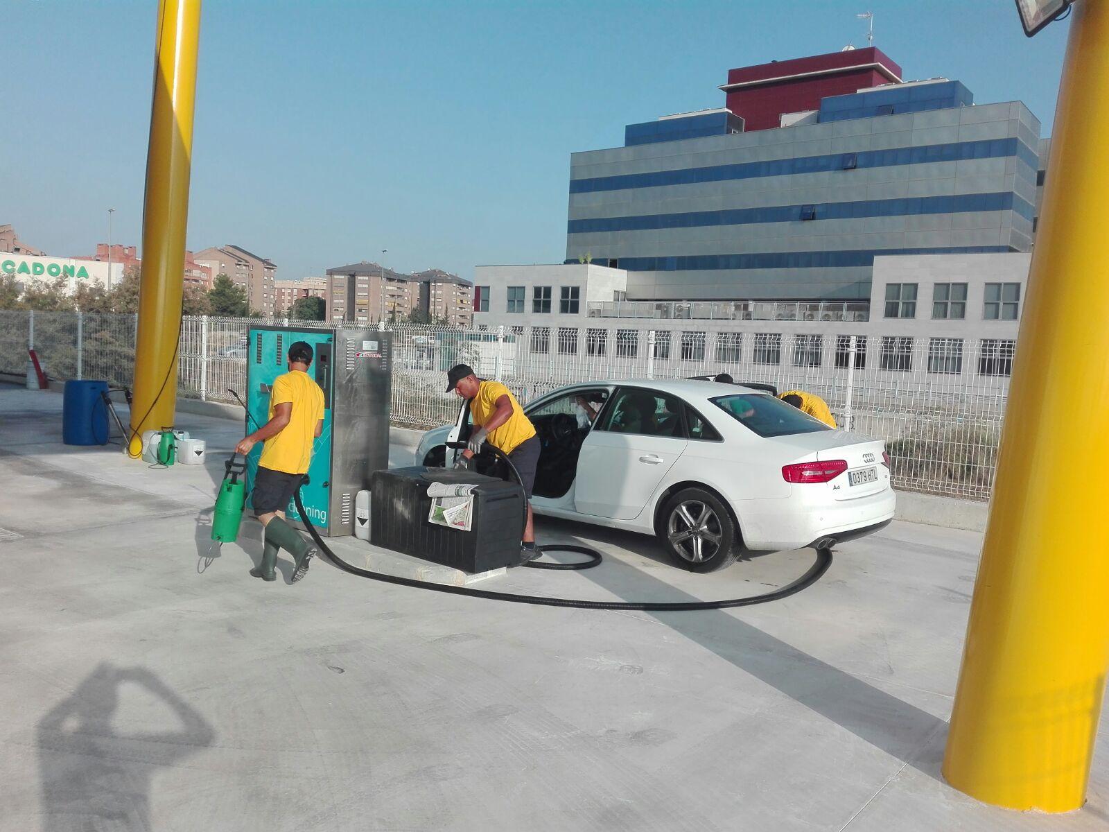 car wash lavadero de coches caf murcia discover in murcia