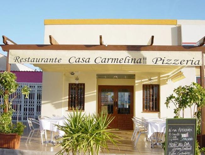 Casa carmelina restaurante pizzer a murcia discover in for Restaurante casa jardin murcia