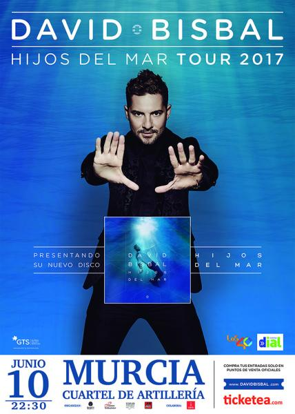 CARTEL DAVID BISBAL