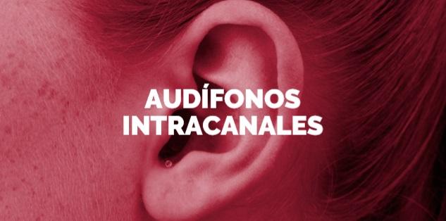 audifonos intracanales