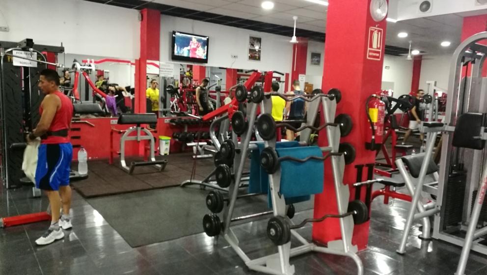 Baeza sport gimnasio en alcantarilla discover in murcia for Gimnasio murcia