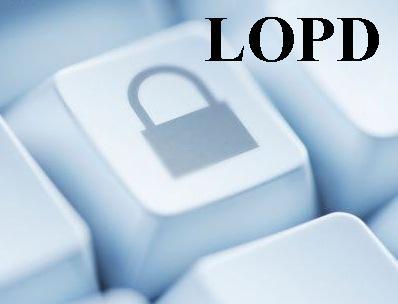 lopd-teclado