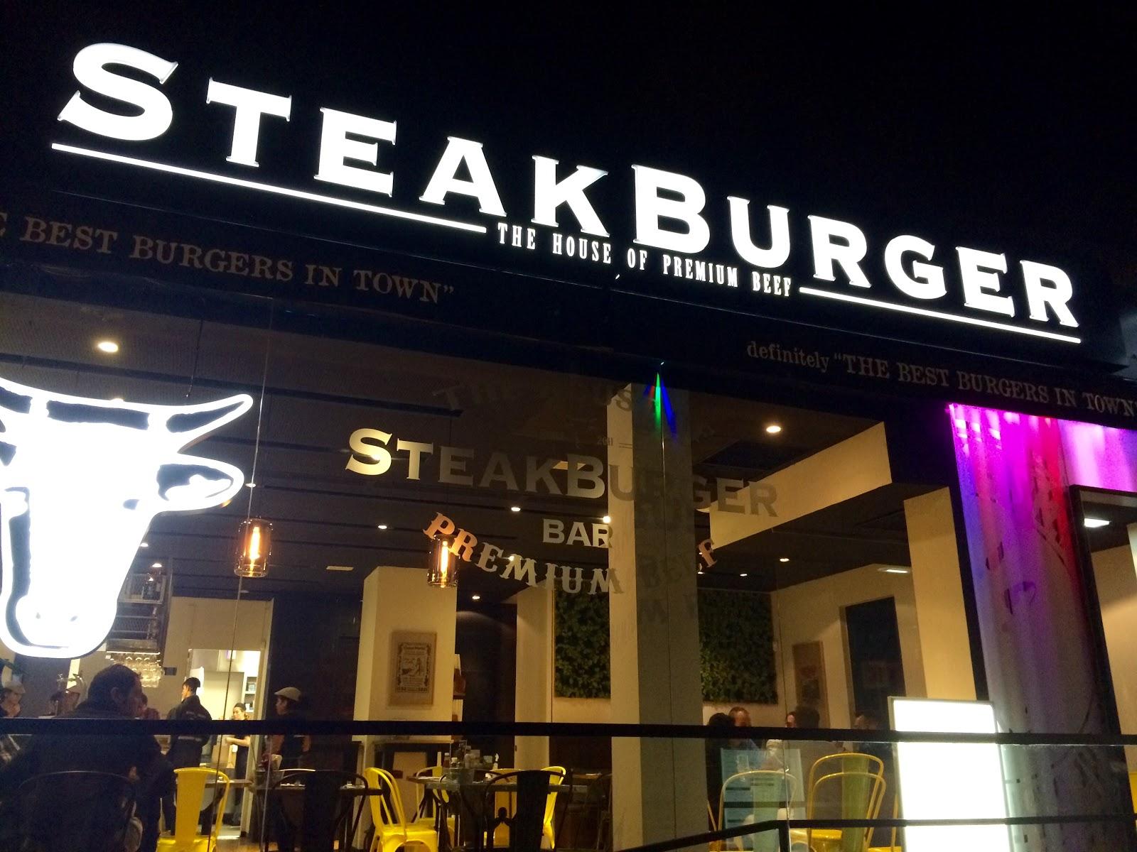 stak burger street