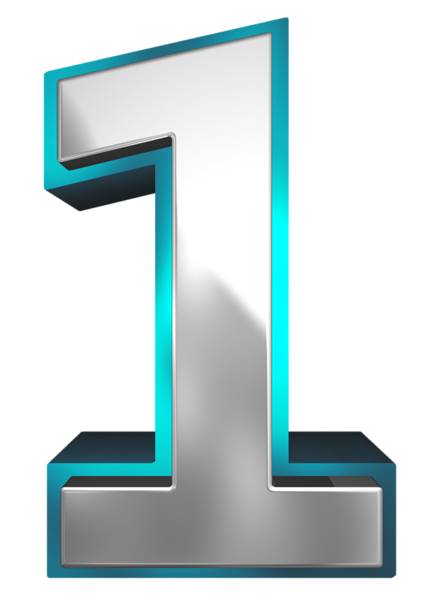 NUMBER ONE 1
