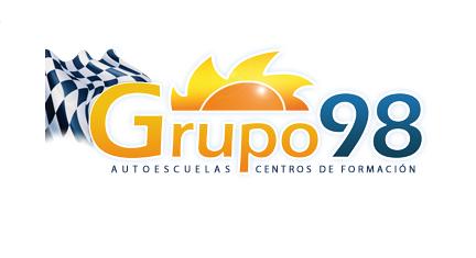 autoescuela_grupo98_murcia_logo