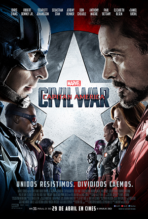 capitan america Civil-War