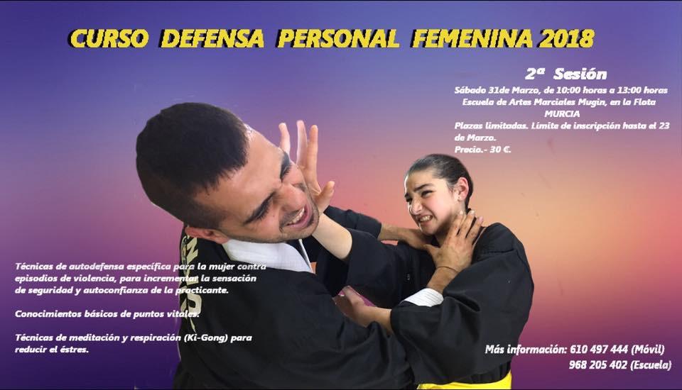 Defensa femenina 8