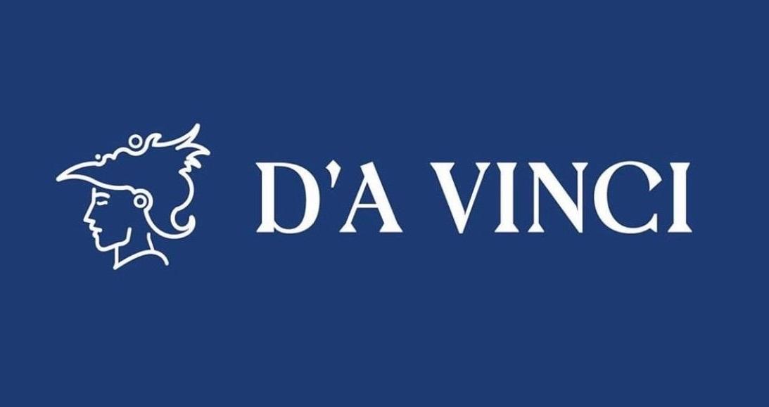 da vinci logo new