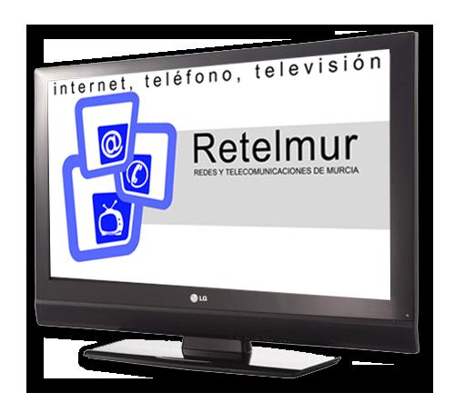 Retelmur television