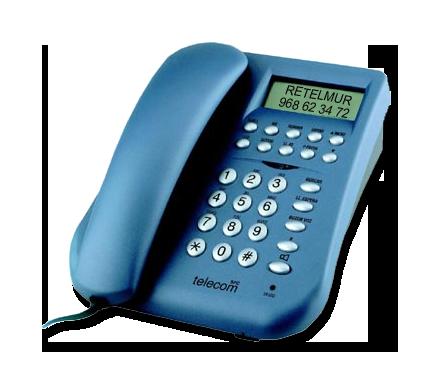 Telefono retelmur