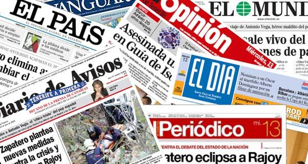 prensa diaria coy