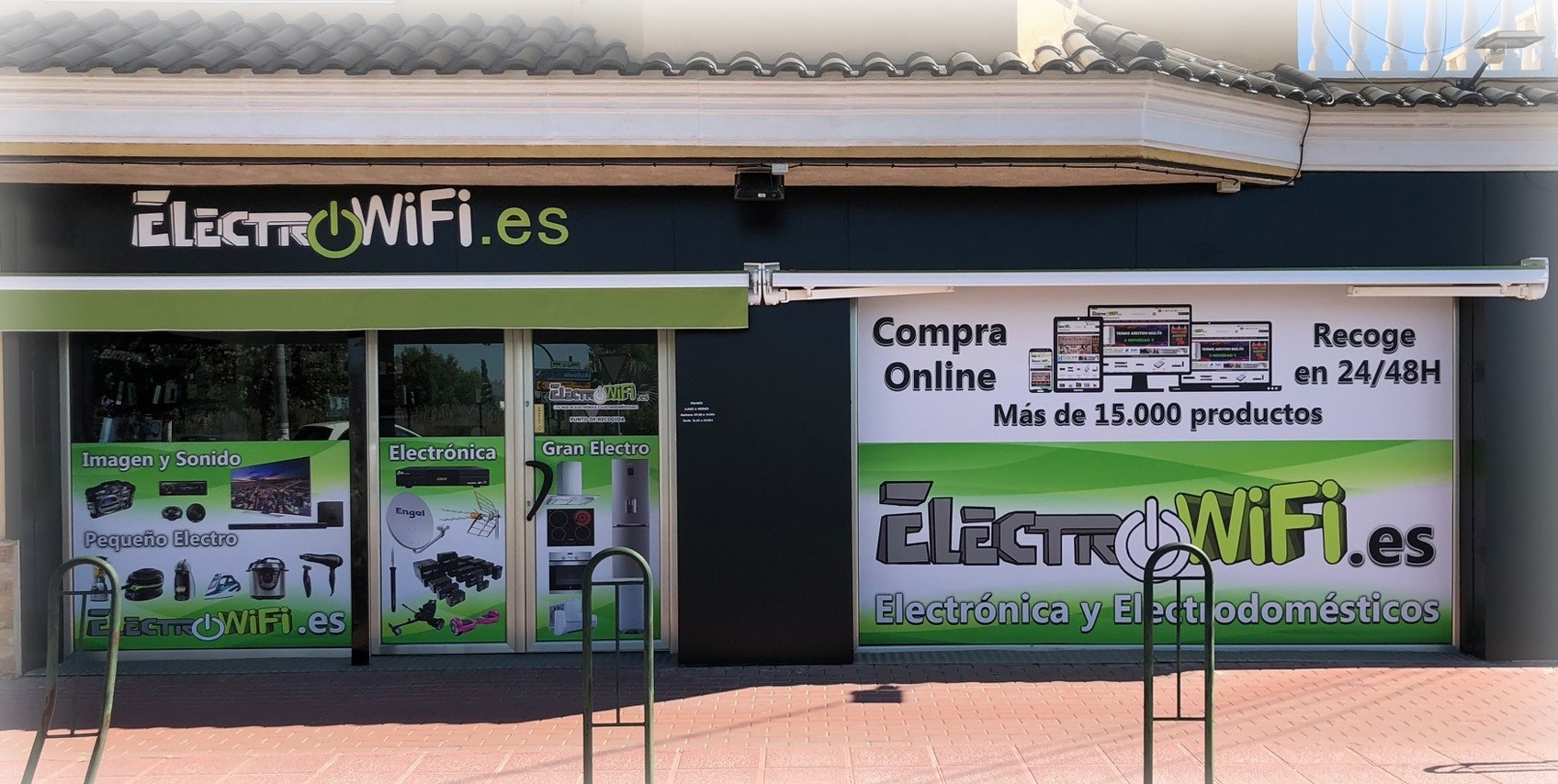 electro street