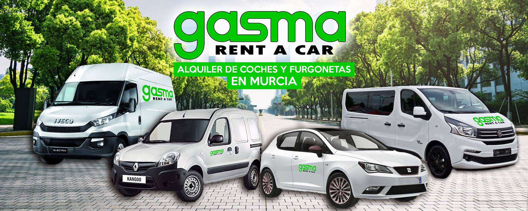 gasma rent a car flota